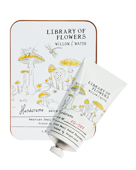 Library of Flowers Willow & Water Coco Butter