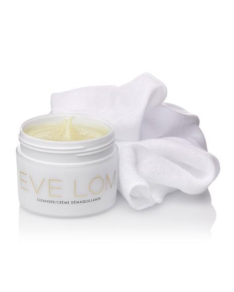 Eve Lom 200ml Cleanser & 2 Muslin Cloths Set