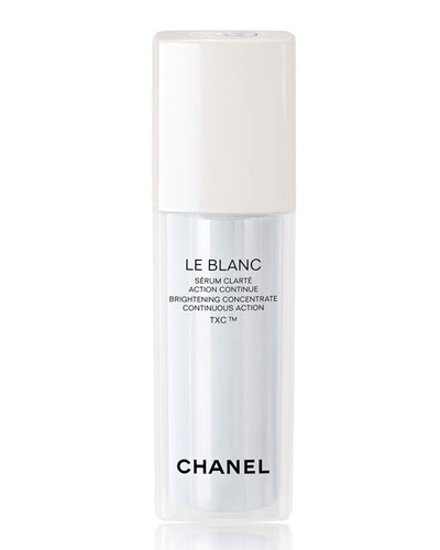 CHANEL LE BLANC: BRIGHTENING CONCENTRATE CONTINUOUS ACTION TXC 1oz Limited Edition