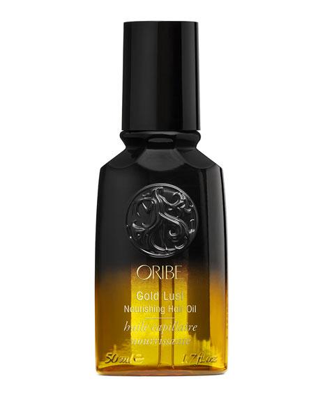 Gold Lust Nourishing Hair Oil, Travel Size, 1.7 oz.