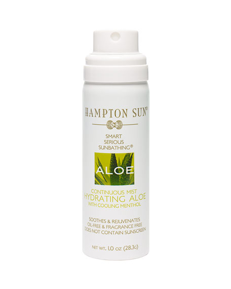 Image 1 of 1: 1 oz. Hydrating Aloe Continuous Mist