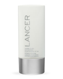 Lancer Sheer Fluid Sun Shield SPF 30 Sunscreen, 2 oz.