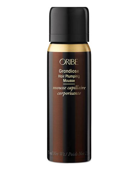 Oribe Grandiose Hair Plumping Mousse, Purse Size, 2.5 oz./ 74 mL