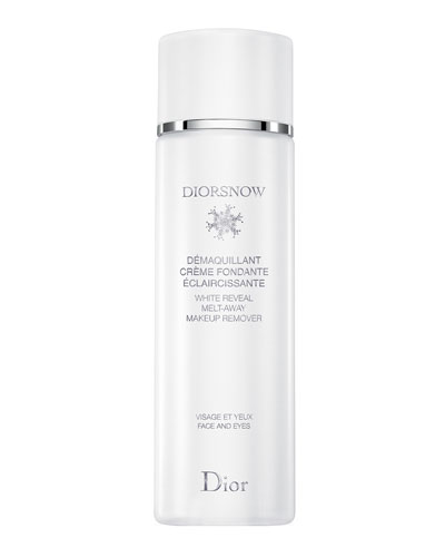 Diorsnow White Reveal Melt-Away Makeup Remover, 200 mL