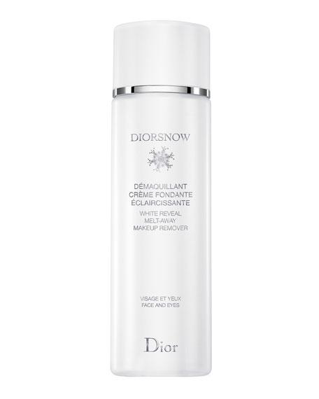 Diorsnow White Reveal Melt-Away Makeup Remover, 200 mL
