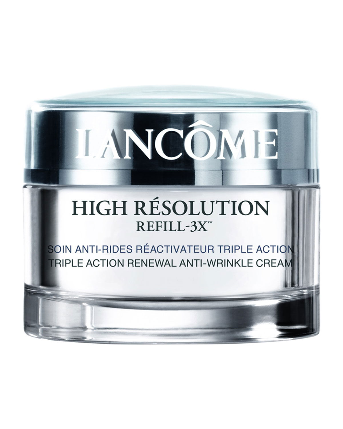 Lancome High Resolution Refill 3X Triple Action Renewal Anti-Wrinkle Cream, 1.7 oz