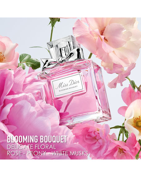 Miss Dior Blooming Bouquet Eau de Toilette, 3.4 oz./ 100 mL