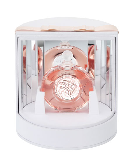 Lalique Satine Crystal Extract de Parfum, 1.3 oz./
