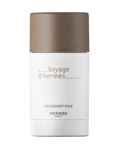 Voyage d'Hermès Deodorant Stick, Alcohol Free, 2.5 oz.