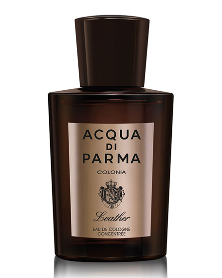 Acqua di Parma Ingredient Collection Colonia Leather, 3.4