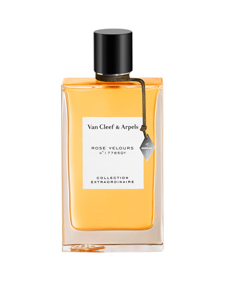 Van Cleef & Arpels Exclusive Collection Extraordinaire Rose