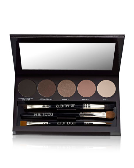 Limited Edition Smokey Eye Palette, Nude