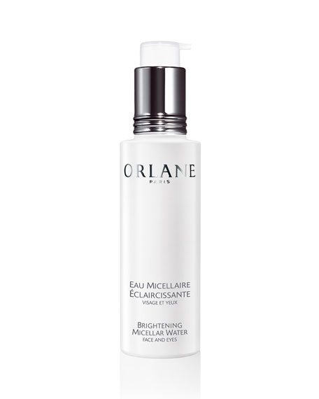 Orlane BRIGHTENING MICELLAR WATER, 6.8 OZ./ 200 ML
