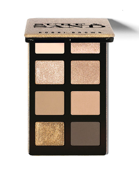 Limited Edition Sand and Surf Eye Palette