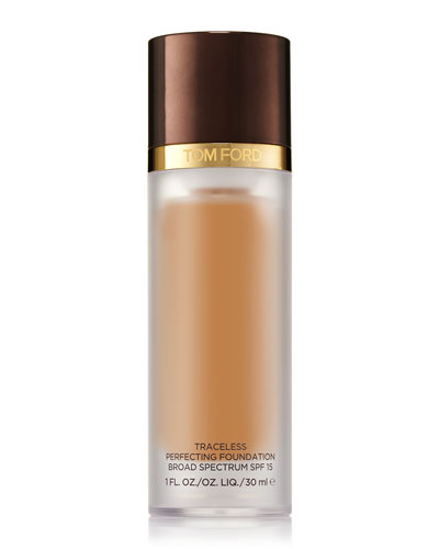 Tom Ford Beauty Traceless Perfecting Foundation SPF 15, Carmel