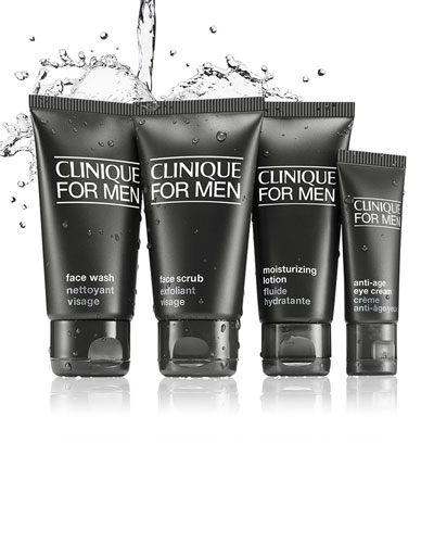 For Men Great Skin To Go Kit, Dry Skin