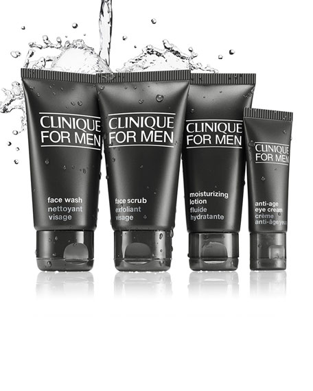 CliniqueFor Men Great Skin To Go Kit, Dry