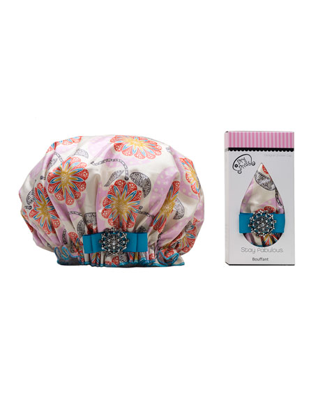 Lazie Dazie Bouffant Shower Cap