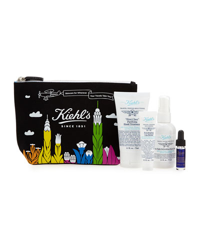 Kiehl's Since 1851 Neiman Marcus Exclusive Travel Tested Solutions Set