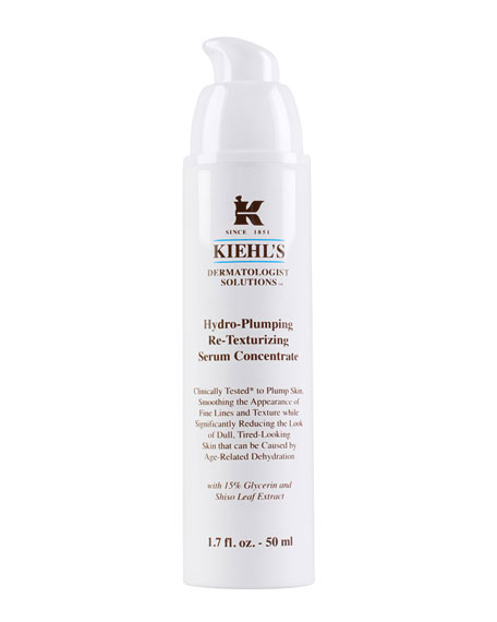 Kiehl's Since 1851 Hydro-Plumping Re-Texturizing Serum Concentrate