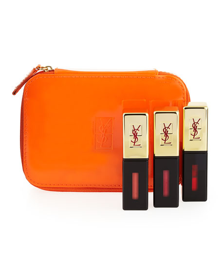 Yves Saint Laurent Beaute Exclusive Glossy Stain Set