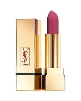 Yves Saint Laurent Beaute Rouge Pur Couture Lipstick, The Mattes