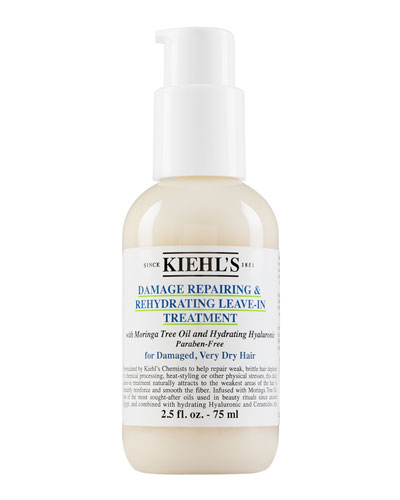 Damage Repairing & Rehydrating Leave-in Treatment, 2.5 oz.