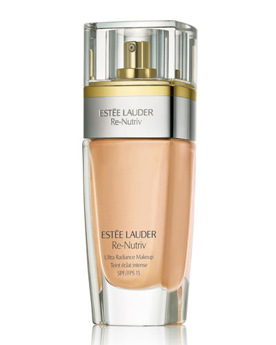 Estee Lauder Re-Nutriv Ultra Radiance Makeup SPF 15, 1oz.