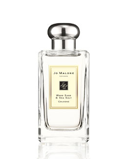 Jo Malone London Wood Sage & Sea Salt Cologne, 3.4 oz.<br>Wood Sage & Sea Salt Body & Hand Wash will be available in November 2014