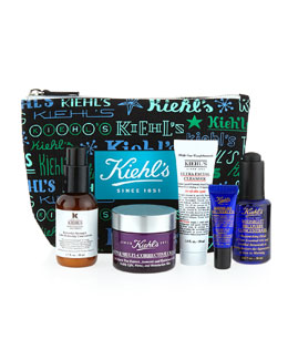Kiehl's Since 1851 Neiman Marcus Beauty Event Skincare Set
