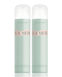 La Mer Limited Edition Reparative Body Lotion Duo, 6.7 oz.