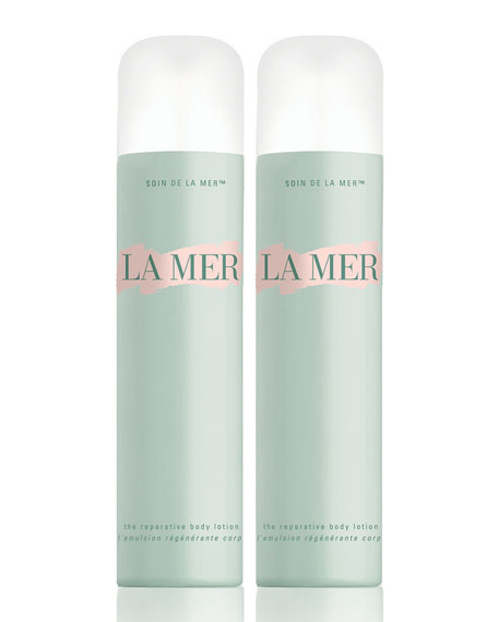 La Mer Limited Edition Reparative Body Lotion Duo, 6.7 oz.