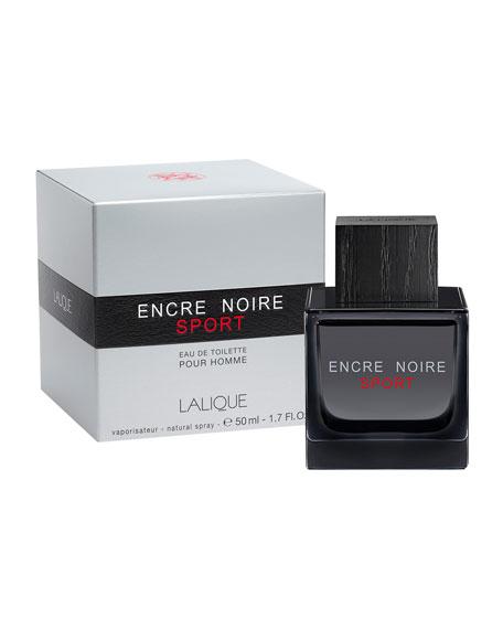Lalique Encre Noire Sport Eau de Toilette, 1.7