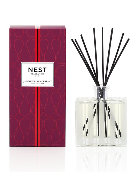 Nest Fragrances Japanese Black Currant Reed Diffuser, 5.9