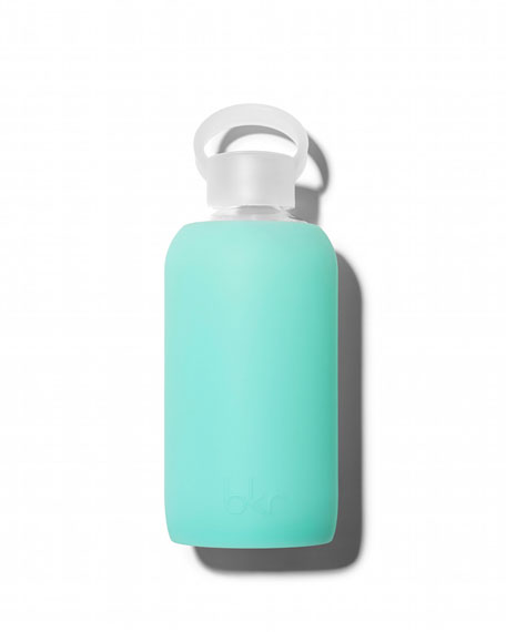 Glass Water Bottle, Holiday, 500 mL