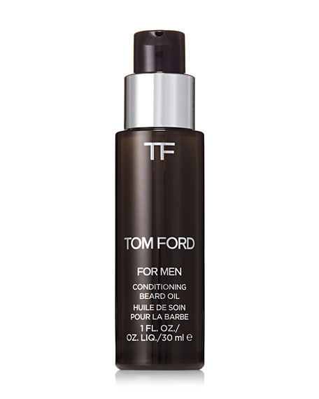 TOM FORD Conditioning Beard Oil, Neroli Portofino, 1.0