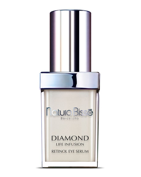 Natura Bisse Diamond Life Infusion Retinol Eye Serum, 0.5 oz.