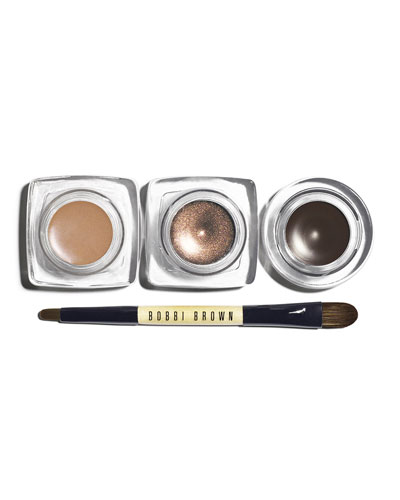 Bobbi Brown LIMITED EDITION Bobbi's Chocolates Long-Wear Eye Trio