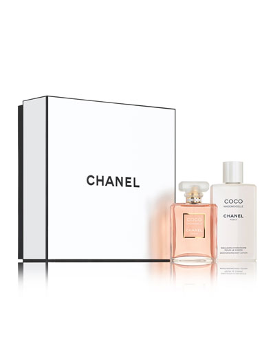 CHANEL <b>LIMITED EDITION Coco Madecoiselle </b><br>Duo Set