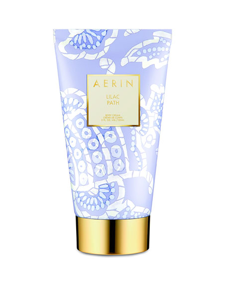 AERIN Body Cream, Lilac Path, 150 mL