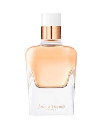 Jour d'Hermès Absolu Eau de Parfum Refillable Spray  85 mL/ 2.9 oz.