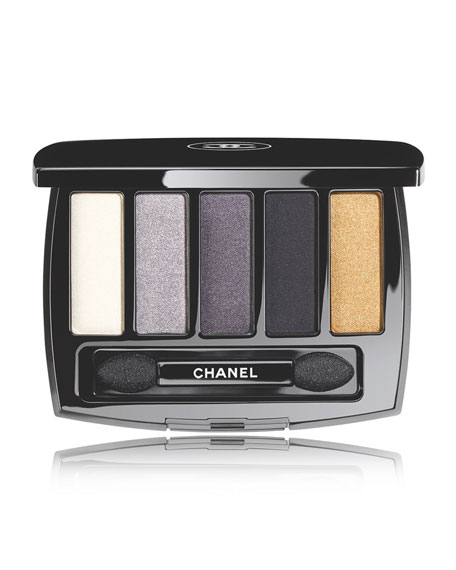 CHANEL <b>LES 5 OMBRES DE CHANEL</b><BR>Eyeshadow Palette - Limited Edition