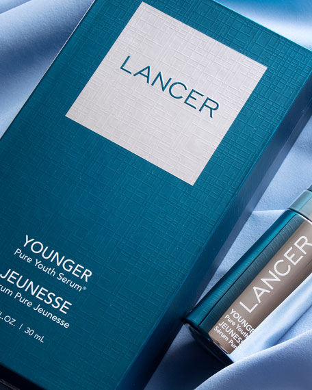 Lancer Younger® Pure Youth Retinoid Serum with MIMIXYL™, 1.0 oz./ 30 mL