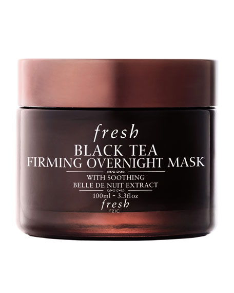 Black Tea Lifting and Firming Mask, 3.4 oz.