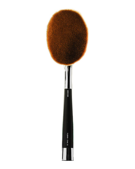 Fluenta Oval 10 Brush