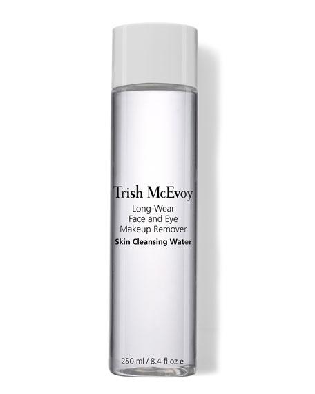 Trish McEvoy Long-Wear Face & Eye Makeup Remover, 8.4 oz./ 250 mL