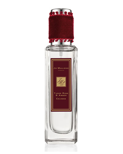Tudor Rose & Amber Cologne, 30 mL
