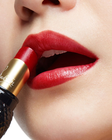 Christian Louboutin Rouge Louboutin Sheer Voile Lip Colour  Lipstick