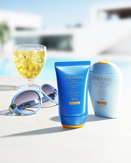 Ultimate Sun Protection Cream SPF 50+ WetForce, 1.7 oz.
