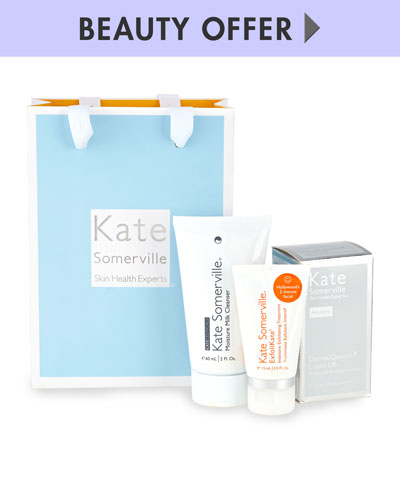 Yours with any $200 Kate Somerville Purchase—Online only*